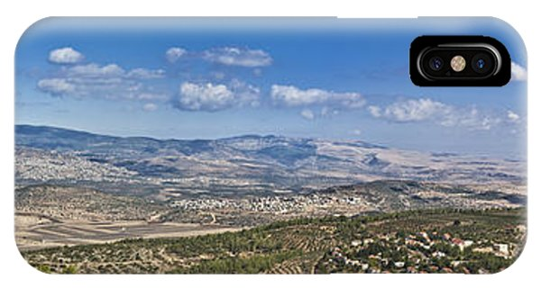 Lower Galilean Landscape IPhone Case
