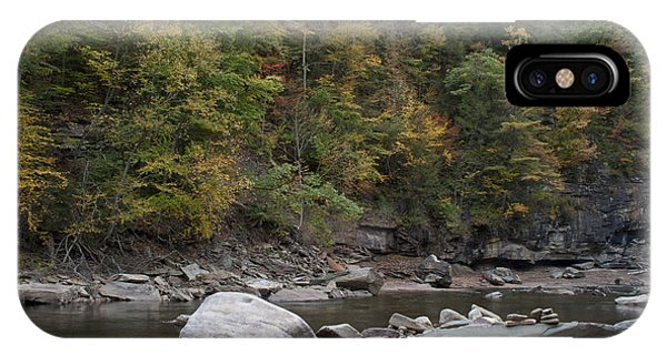 Loyalsock Creek Worlds End State Park IPhone Case