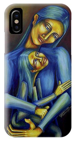 Madre E Hija IPhone Case
