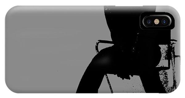 Beach Chair iPhone Case - Magdalen by Naxart Studio