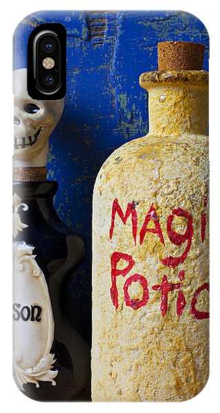 Potion iPhone Case - Magic Potion by Garry Gay