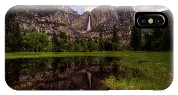 Majestic Reflections IPhone Case