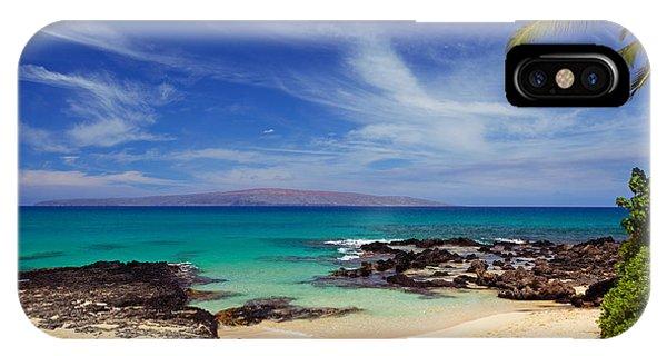 Makena Cove Maui IPhone Case