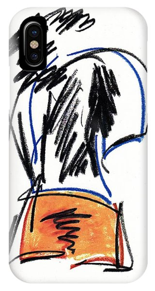 Man In Shorts  IPhone Case
