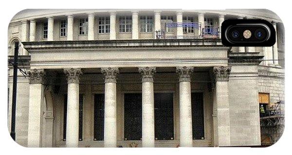 Beautiful iPhone Case - #manchester #ppl #building by Abdelrahman Alawwad