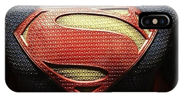Superhero iPhone Case - #manofsteel #superman #costume by Mahez Kumar Hasija