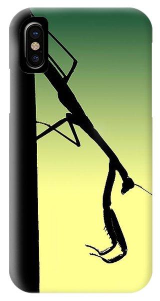 Mantis IPhone Case