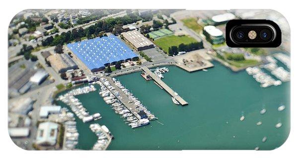 Marina And Coastal Community IPhone Case
