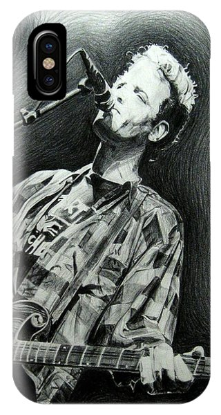 Mark Sandman IPhone Case