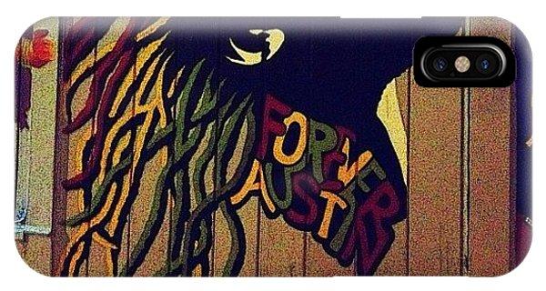 Celebrity iPhone Case - Marley Mural by Natasha Marco