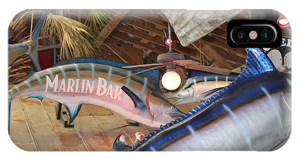 Marlin Bar IPhone Case