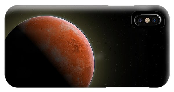 Mars - The Red Planet IPhone Case
