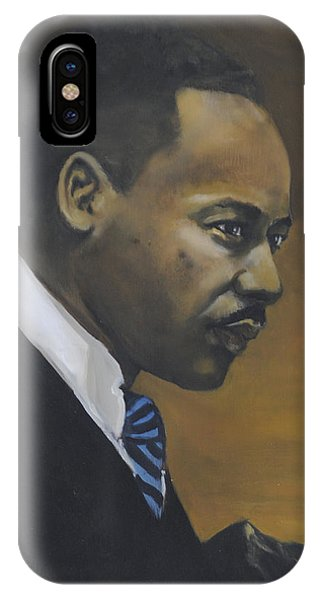 Martin Luther King Jr - From The Mountaintop IPhone Case