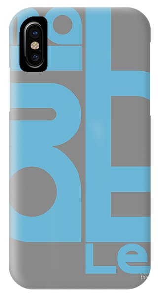 Cause iPhone Case - Mashable Poster by Naxart Studio