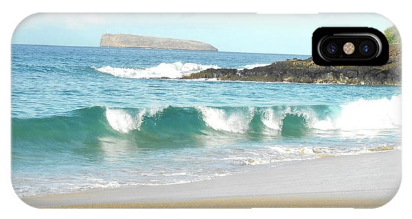 Maui Hawaii Beach IPhone Case
