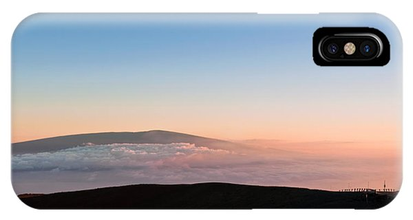 Mauna Loa Sunset IPhone Case