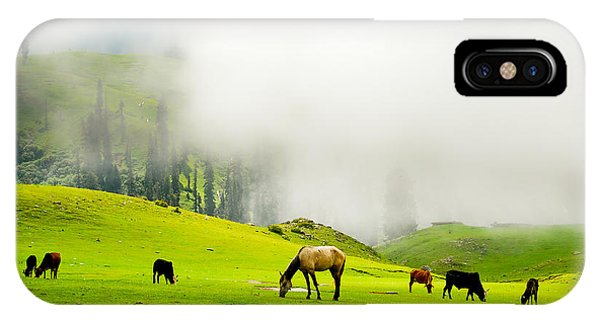 Meadows Of Heaven IPhone Case