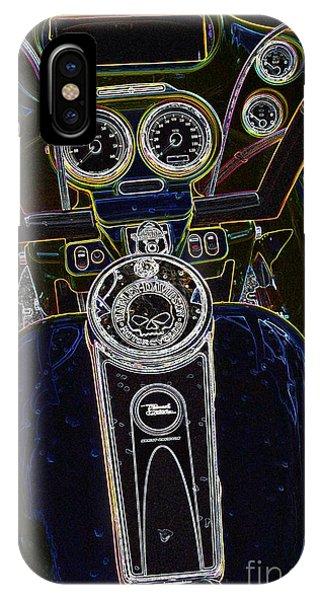 Mega Tron IPhone Case