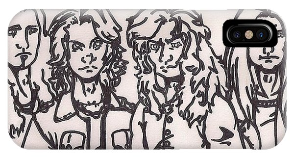 Megadeth IPhone Case