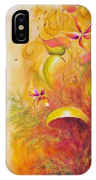 Memories Of Paradise II IPhone Case