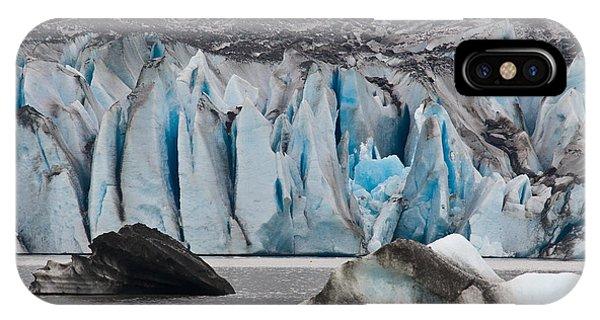 Mendenhall Glacier Juneau Alaska 1698 IPhone Case