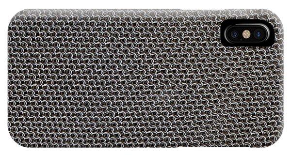 Metal Meshwork IPhone Case