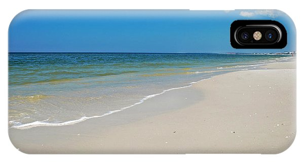 Mexico Beach IPhone Case