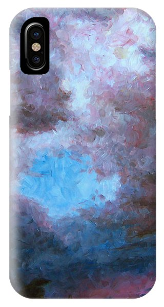 Midwest Tempest Phone Case by Susan Moore
