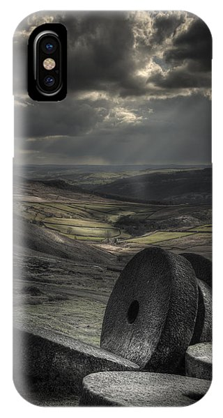Millstones Phone Case by Andy Astbury