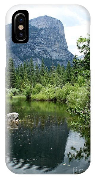 Mirror Lake IPhone Case