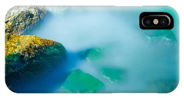Misty Water IPhone Case