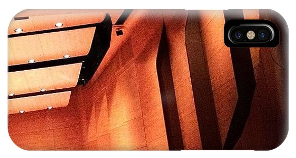 Artwork iPhone Case - Modern Architectural Beauty by Natasha Marco