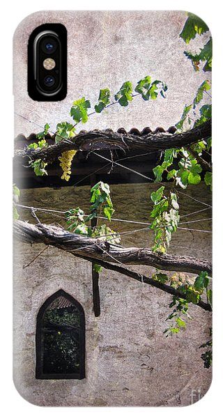 Monastery Garden IPhone Case