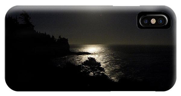 Moon Over Dor IPhone Case