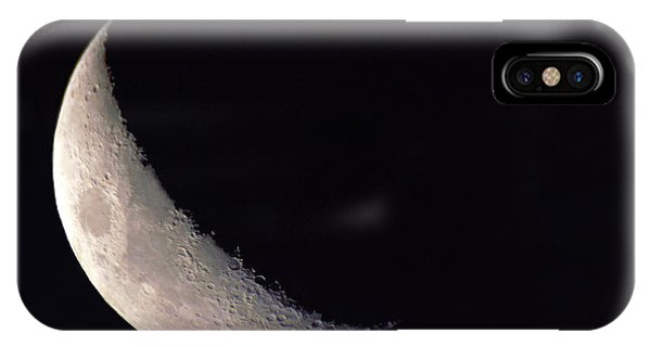 Moon Shadow IPhone Case
