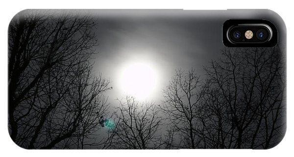 Moonlight Carolina IPhone Case