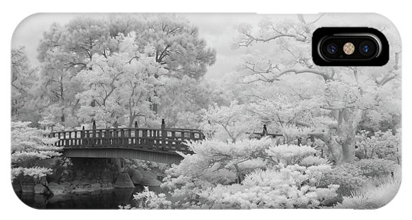 Morikami Japanese Gardens IPhone Case