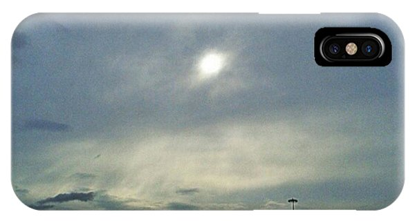 #morning #andrography #nexuss #clouds Phone Case by Kel Hill