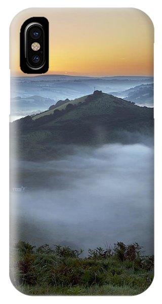 Morning Mist Phone Case by Dr Keith Wheeler