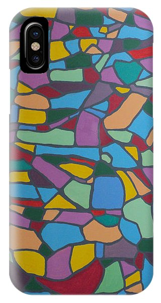 Mosaic Journey IPhone Case