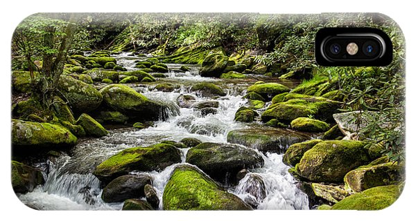 Mossy Creek IPhone Case