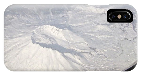 Mount St. Helens From Alk 458 IPhone Case