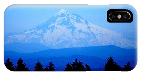 Mountian Blues IPhone Case