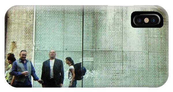 London Bridge iPhone Case - @mrfrostie #london #reflections #bridge by Kevin Zoller