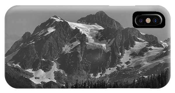 Mt. Shuksan IPhone Case
