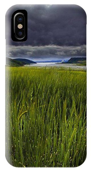 Munlochy Bay IPhone Case