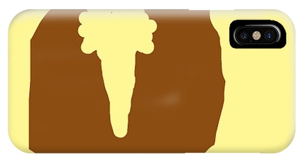 Mushroom Cloud Or Organic Parsnip The Choice Is Yours IPhone Case