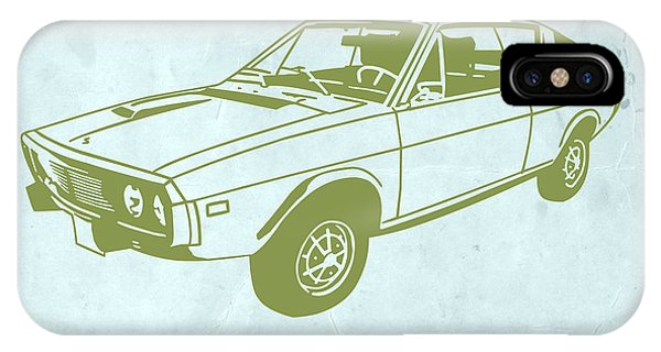 Interior iPhone Case - My Favorite Car 2 by Naxart Studio