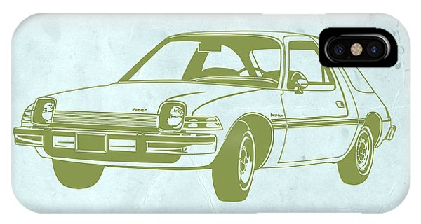 Interior iPhone Case - My Favorite Car  by Naxart Studio