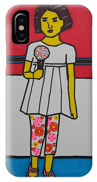 My Ice Cream  IPhone Case